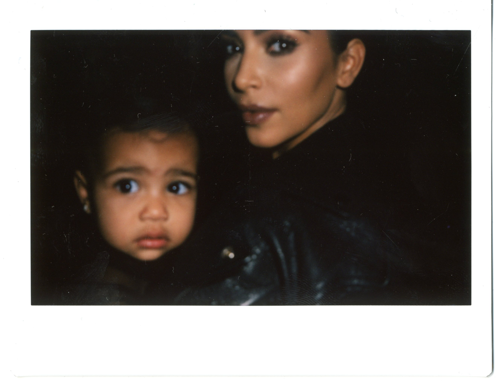 kim kardashian north west by ryan young elite models