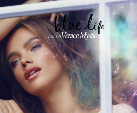 "Planet Blue Fall 2015 ""Venice Mystic"" :: Jena Goldsack @ Wilhelmina by Kimberley Gordon"