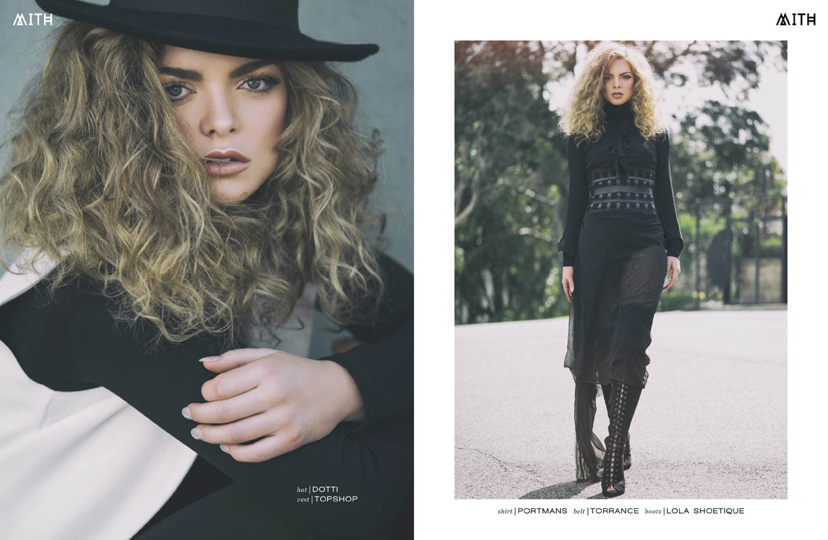 """Illusionist"" :: Chloe Lynch @ Wink Model Management by Amy Nelson-Blain"
