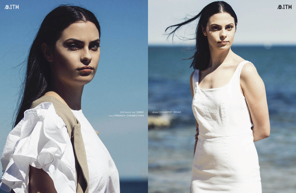 """Same But Different"" :: Nevena & Milena Andric by Drazena Krstic"