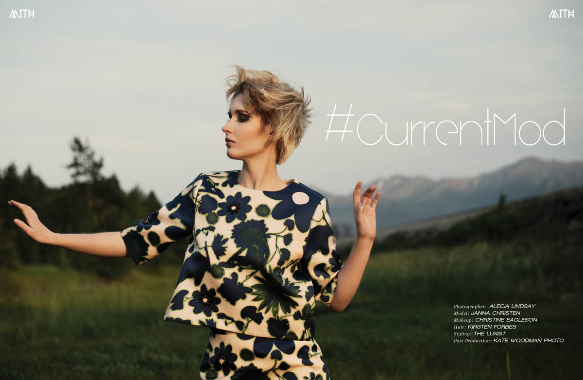 """#CurrentMod"" :: Janna Christen by Alecia Lindsay"
