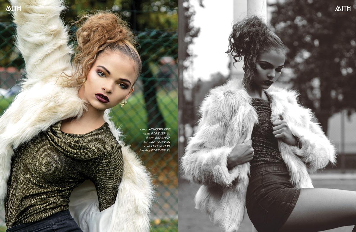 """Wicked Games"" Fashion Editorial :: Leïza by Deedee Morgane"