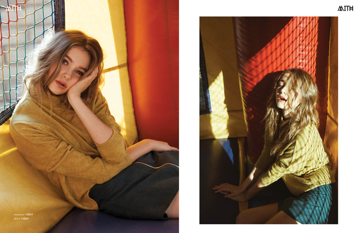 """""""Plastic House"""" :: Ivy Matheson @ Two Management by Megan Taylor"""