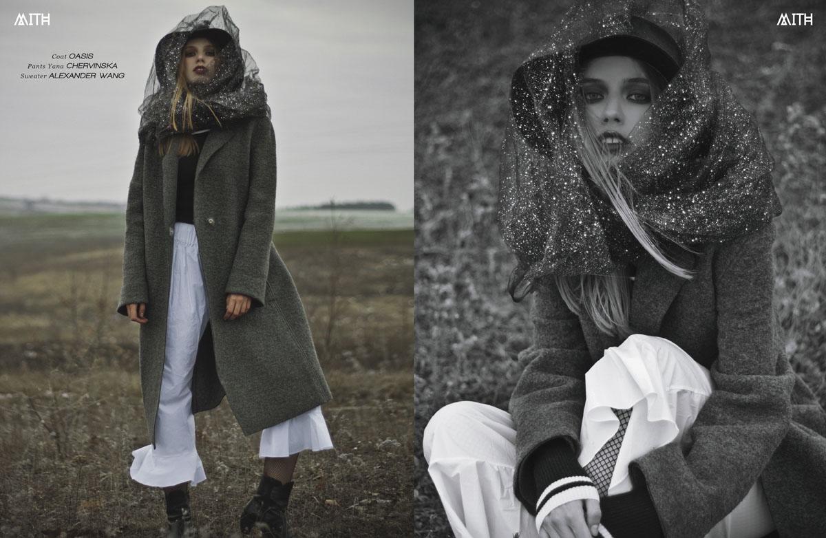 """Farmer's Daughter"" :: Darya Stetsenko @ MS by Julia Romanovskaya"