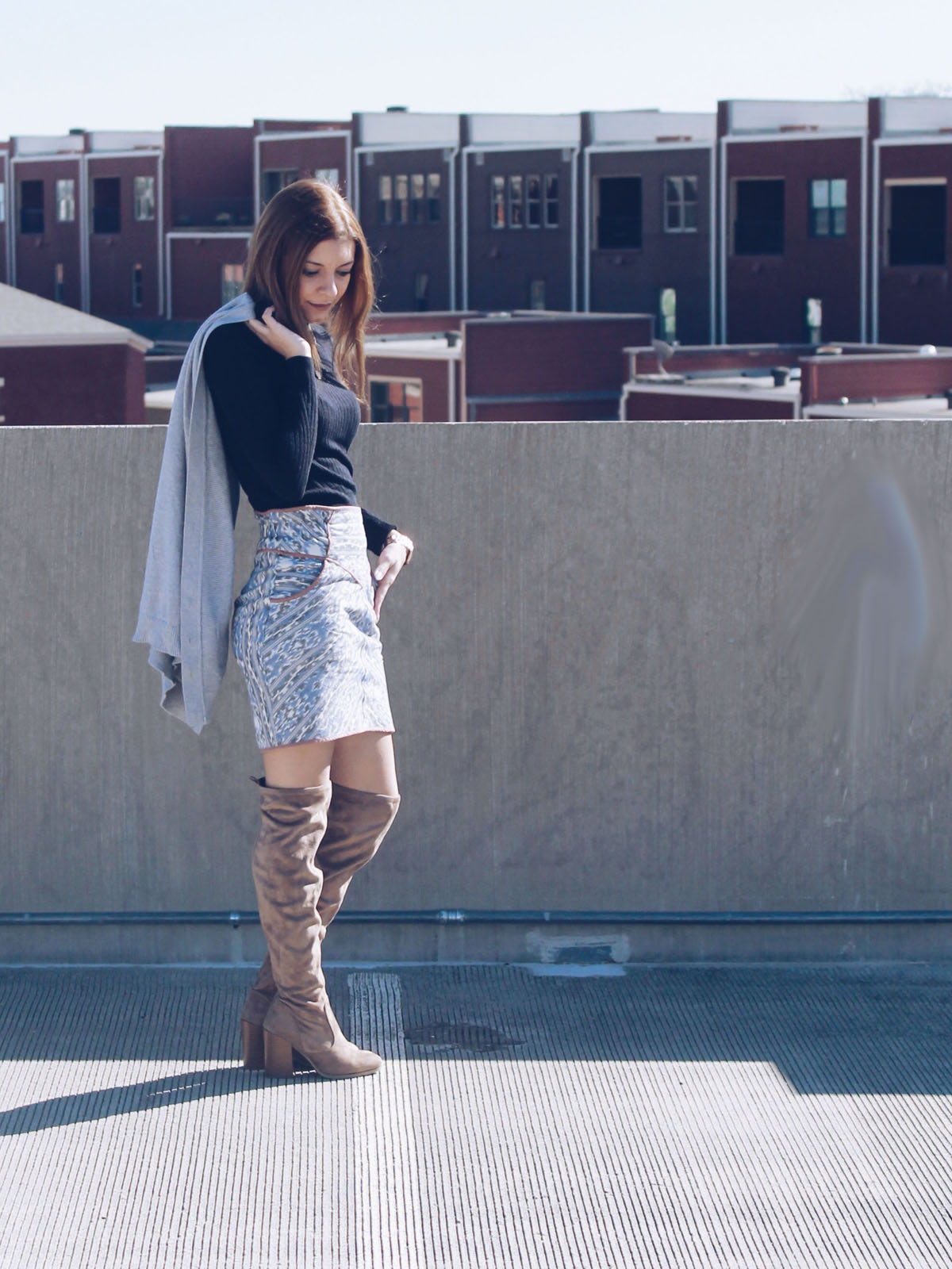 Petite Moda Style Blog Navy