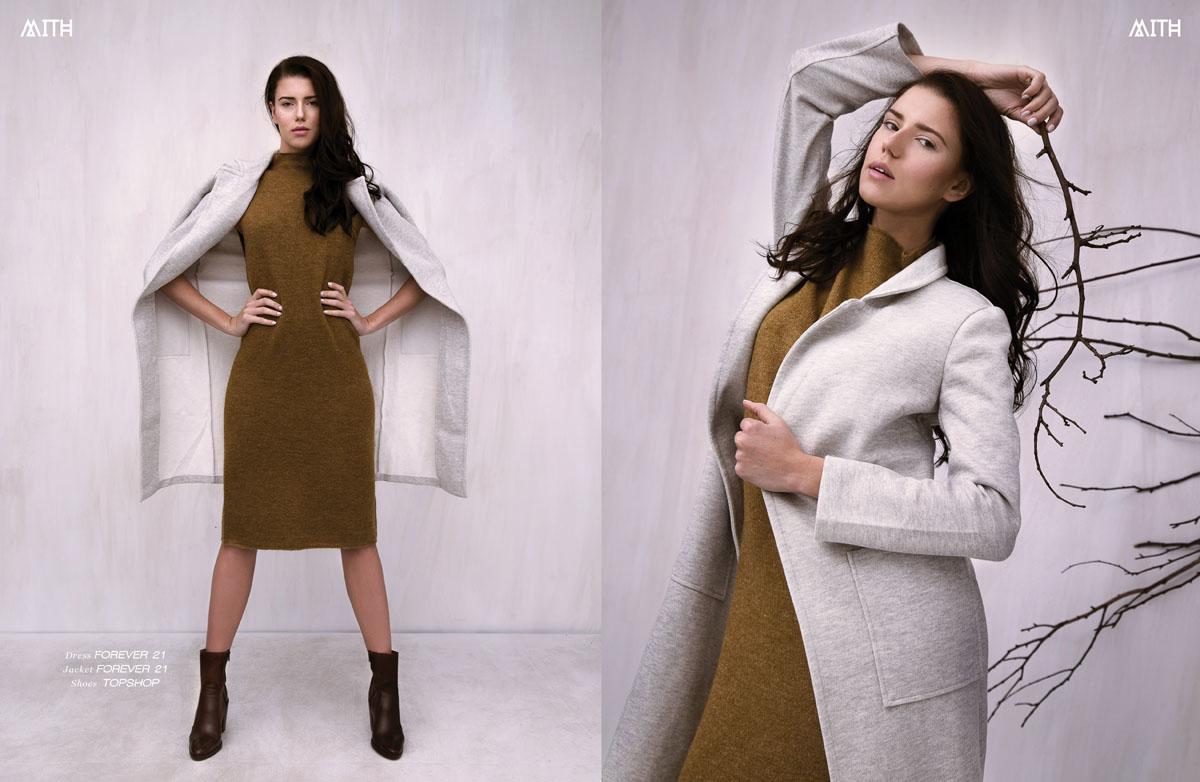 Hygge Fall FAshion Editorial :: Irina Levadneva @IEG Models by Samantha Annis