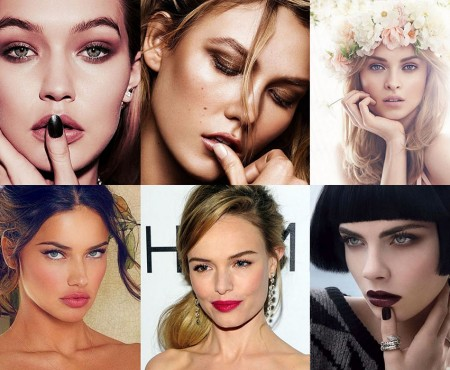 Be Mine: 10 Make-Up Looks for Every Valentine