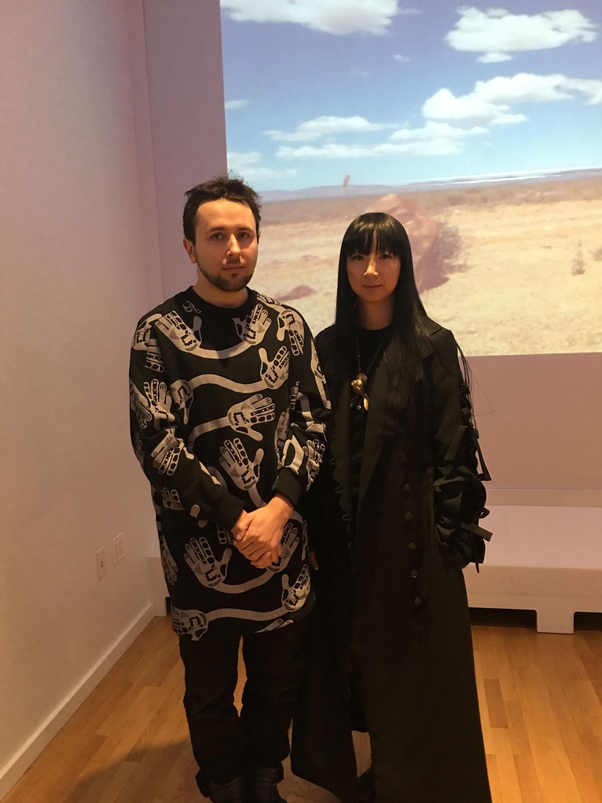 Nika Tang Autumn/Winter 2016 Collection at NYFW