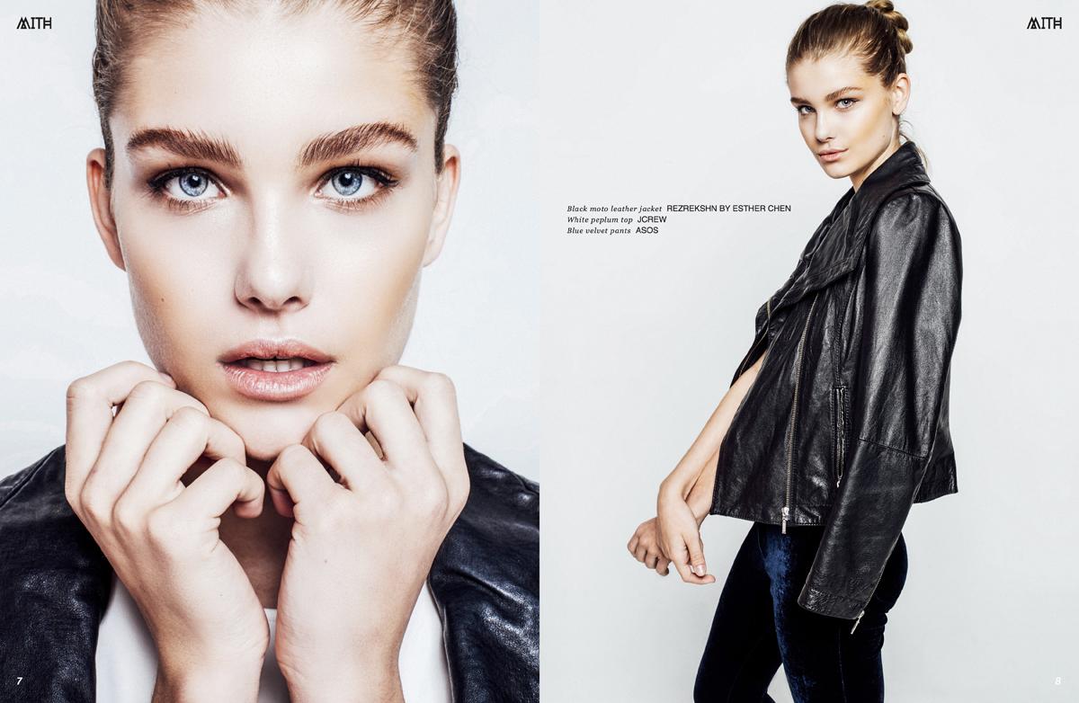 Taylor Allard @ Next Models by Blake Ballard