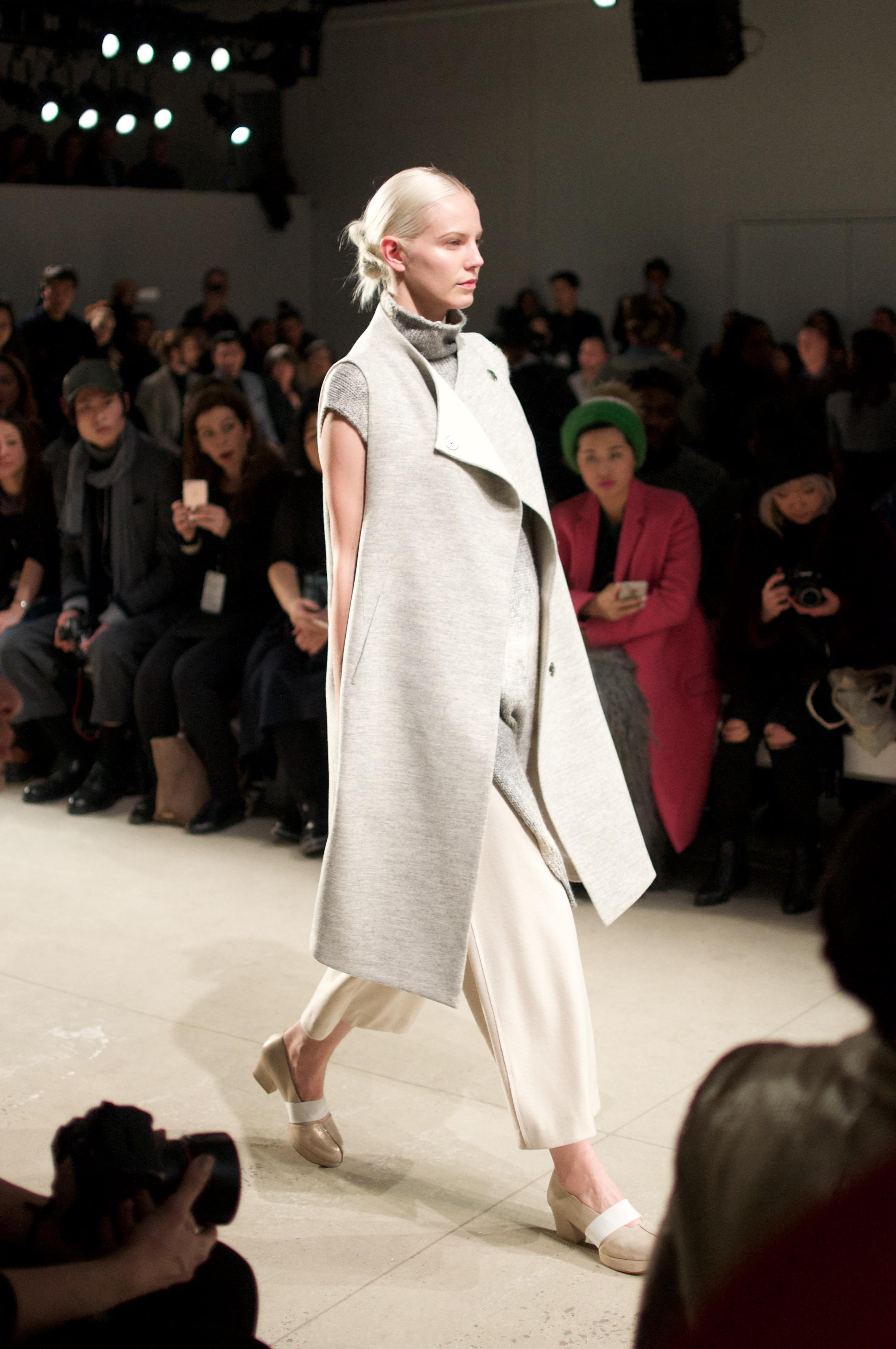 Demi Park Designer Runway Show