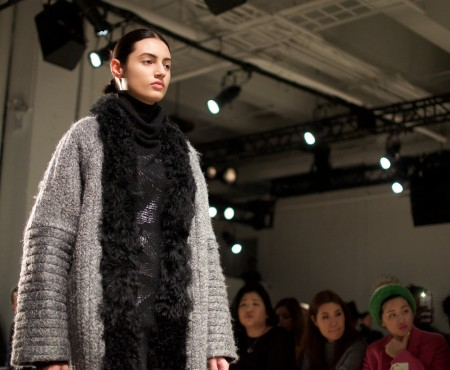 Demoo Parkchoonmoo Autumn/Winter 2016 Collection at NYFW
