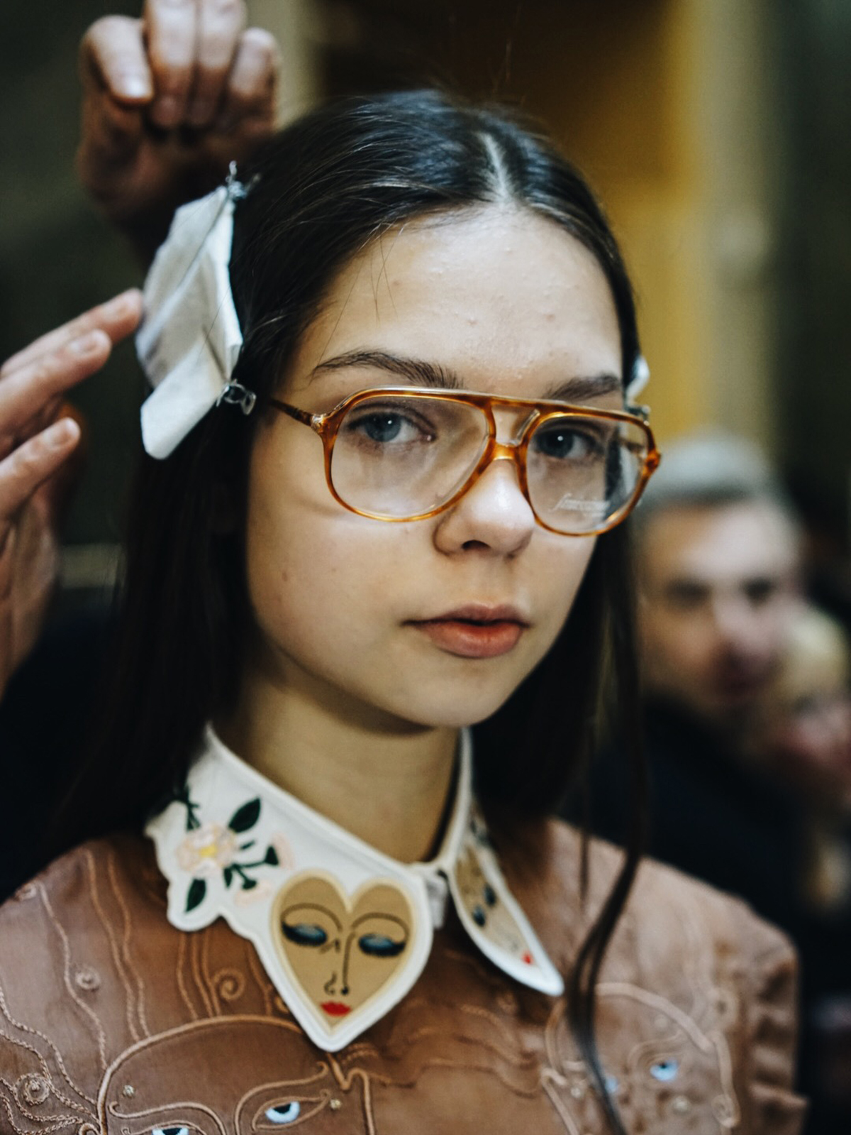 MITH Vivetta AW16 Milan Fashion Week Backstage