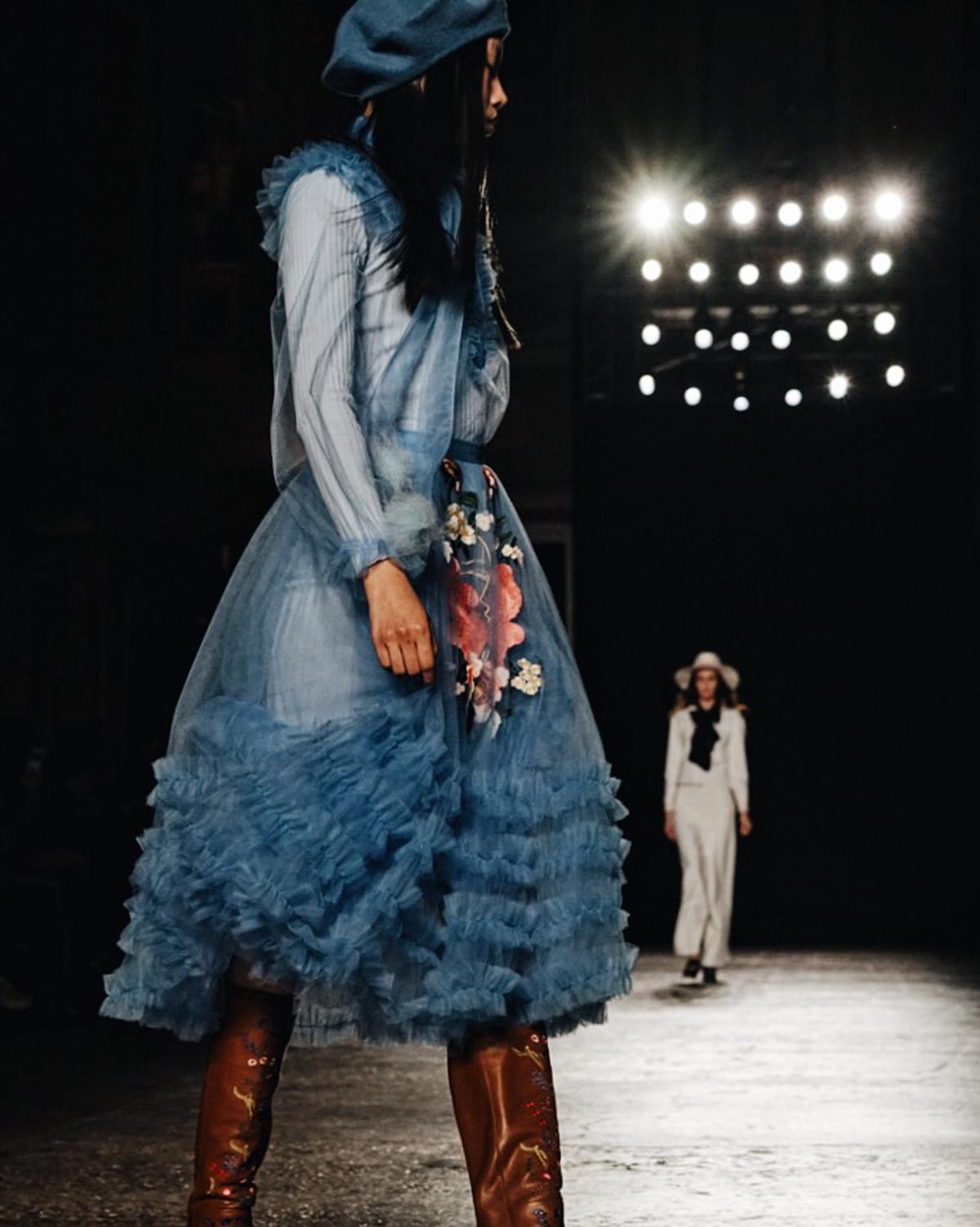 Vivetta AW16 at Milan Fashion Week