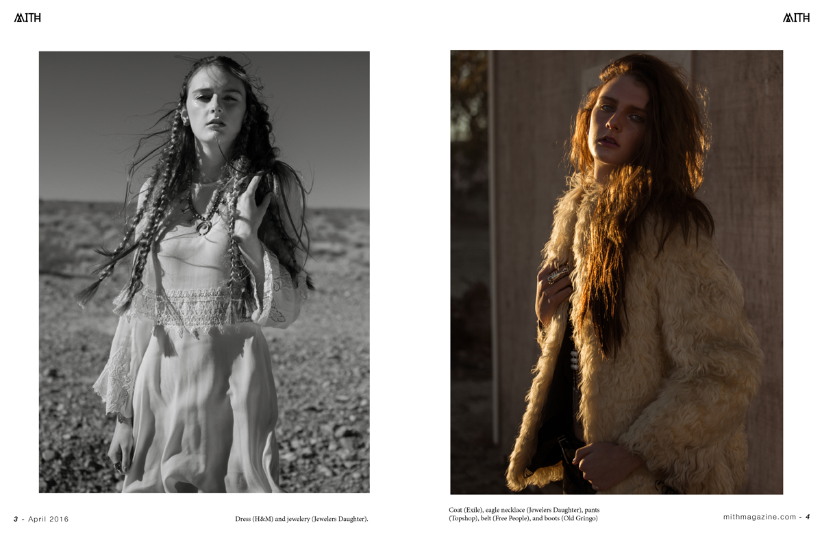 """Out West"" :: Anna Hagood by Sasha Heist"