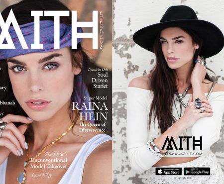 Cover Story: Supermodel Raina Hein, Queen of Effervescence