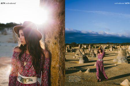 """Desert Apex"" :: Laura O'Neill by Bonnie Jenkins"