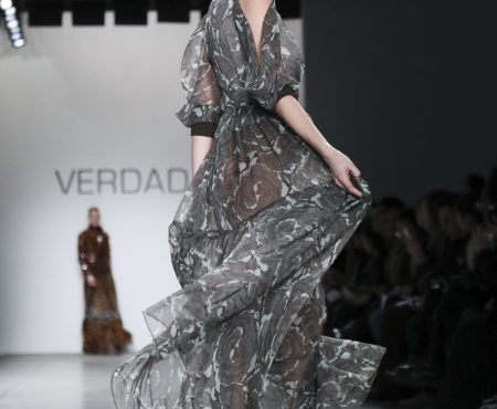 Verdad Autumn/Winter 2017 Collection at NYFW in Photos