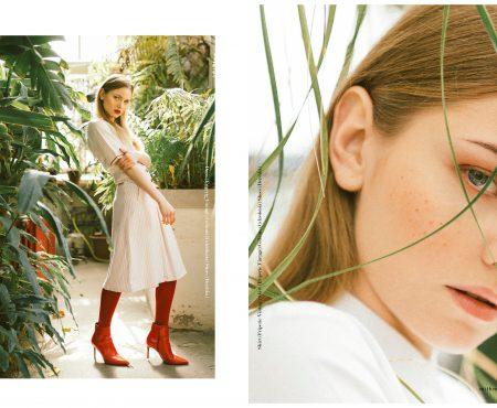 """""""Tropical Gardens"""" :: Marina Bondar by Alexa Sganzerla"""