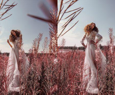 """Blooming Sally"" :: Anastasia Samarova by Olga Vasilchenko"