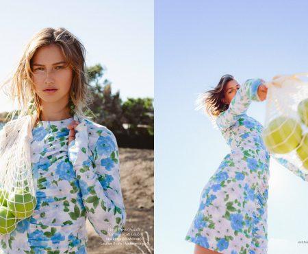 """""""Malibu Phoenix"""" :: Hannah Peschanel by Julia Torchine"""