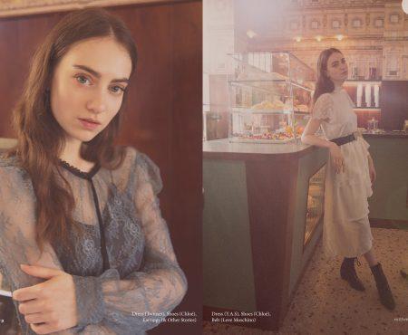 """""""Amber Lights"""" :: Miram Reiter by Mariona Illas Sanz"""