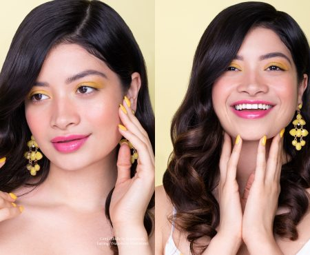 """Makeup My Mood"" Angelina Hoyos by Jasmin Elaine Rojas"